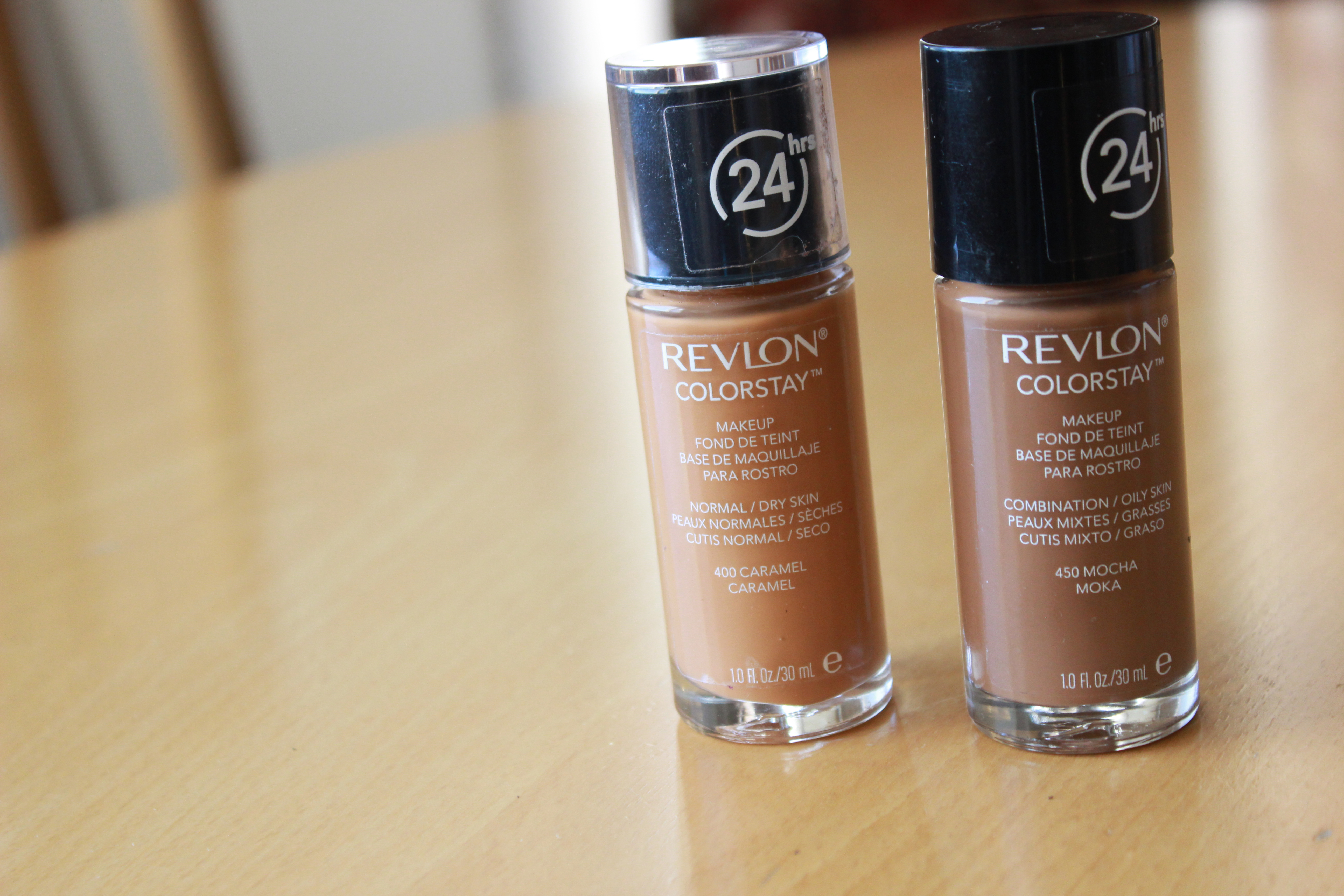 Revlon Colorstay Foundation For Combination Oily Skin Caramel ...