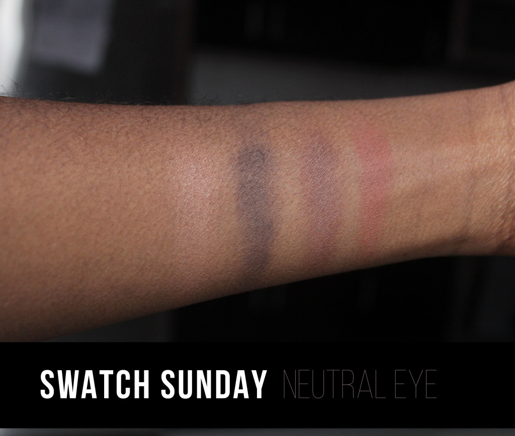 SWATCH sunday eye shadow neutral eye