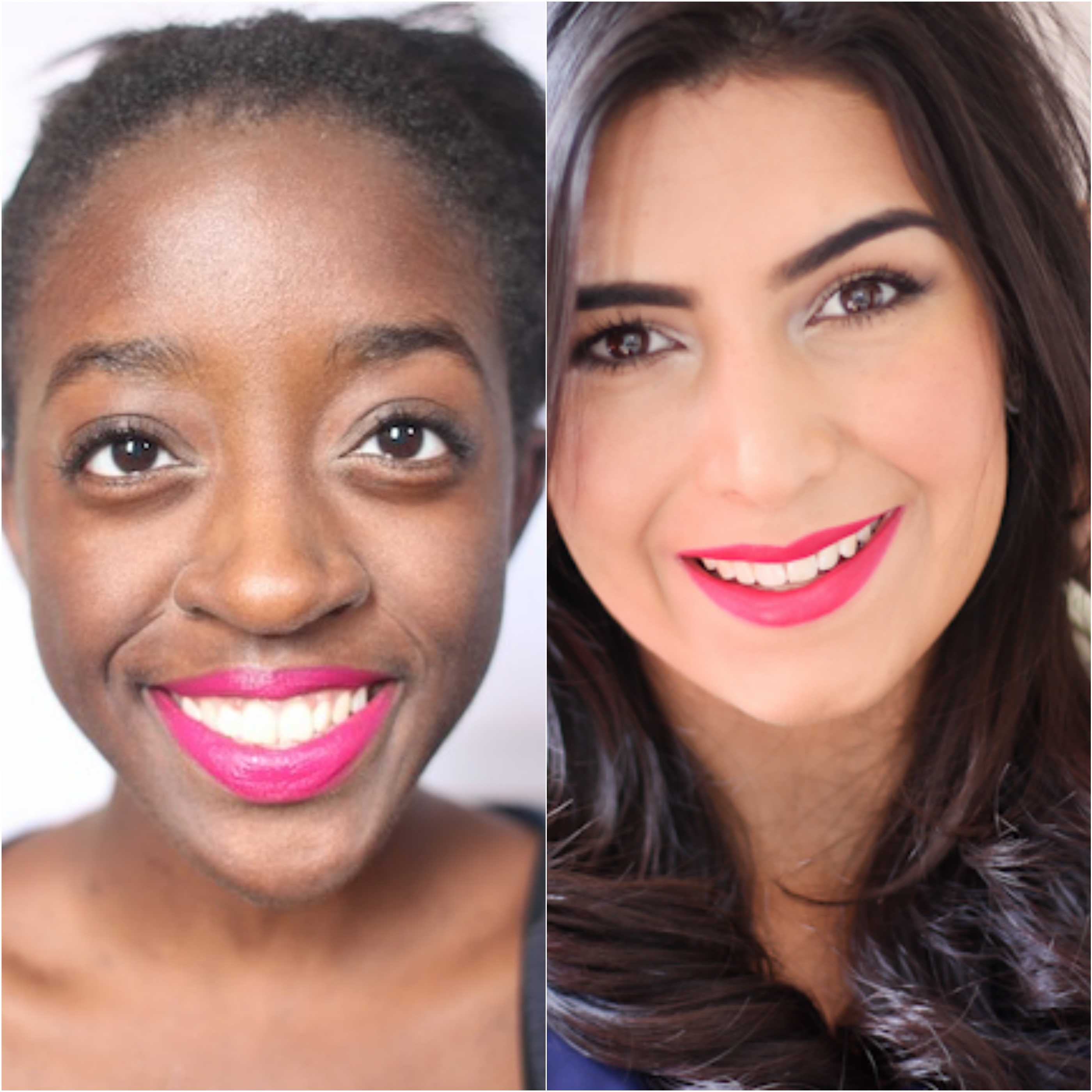 Sephora Color Lip Last in Royal Raspberry comparison